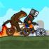 بازی دوچرخه سواری حیوانات