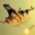 بازی حمله هواپیما ارتش
