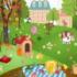بازی اشیاء مخفی باغ