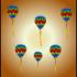 بازی پرتاب بالون