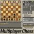 بازی شطرنج دو نفره