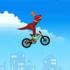 بازی دایناسور دوچرخه سواز