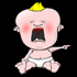 بازی گریه نوزاد